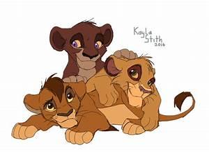 Kovu And Kiara Cubs | www.imgkid.com - The Image Kid Has It!