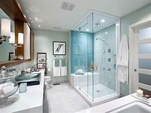 Dusche Mit Glaswand : bad mit dusche modern gestalten 31 ausgefallene ideen ~ Orissabook.com Haus und Dekorationen