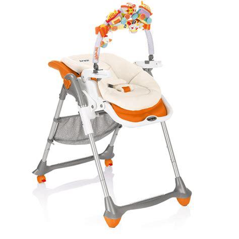 chaise haute 233 volutive 2 en 1 b orange acheter ce produit au meilleur prix