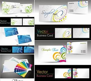 Vector business card templates vector graphics blog for Business card eps template