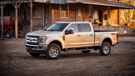 2018 Ford F350 Super Duty Review & Ratings Edmunds