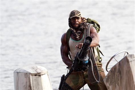exclusive terry crews talks  expendables  blackfilm