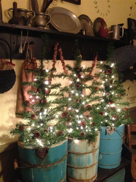 country christmas decorations ideas
