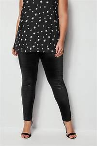 Bon Price Mode : legging noir en velours grande taille 44 64 ~ Eleganceandgraceweddings.com Haus und Dekorationen