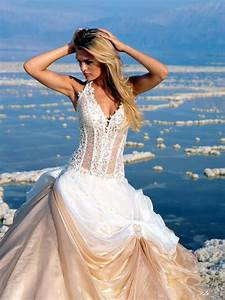 exotic strapless beach wedding dresses fashion fuz With dresses to attend a beach wedding