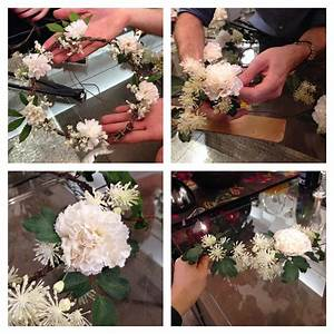 Couronne De Fleurs Mariée : do it easy une couronne de fleurs et un bouquet de mari e made by sia la fianc e du panda i ~ Farleysfitness.com Idées de Décoration