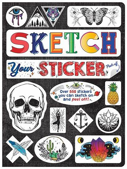 Stickers Sticker Sketchbook Sketch Own Create Piccadilly