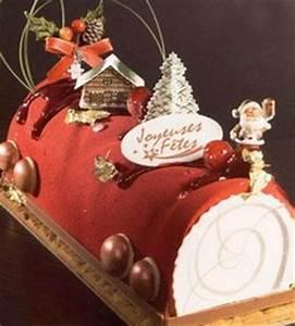 Decoration Pour Buche De Noel : decoration buche de noel chocolat ~ Farleysfitness.com Idées de Décoration