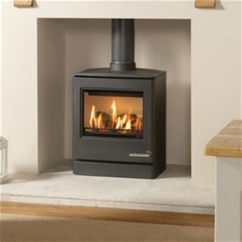 Gas Log Burners offer Warmth and Convenience   Yeoman Stoves