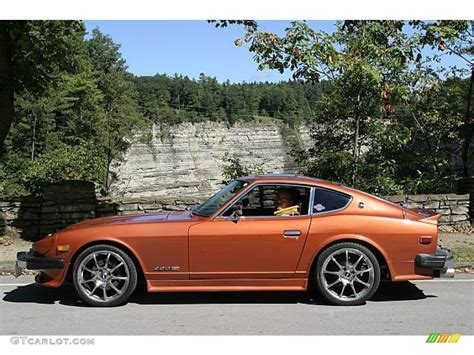 Custom Datsun 280z by 1976 Custom Copper Datsun 280z 90335491 Gtcarlot