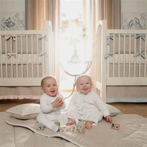chambre jumeaux déco de chambre pour jumeaux