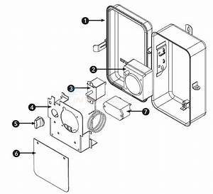 Pf1000 Series Freeze Protection Controls Parts
