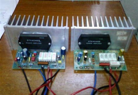 Amplifier Circuits Stkx Stk Electronics
