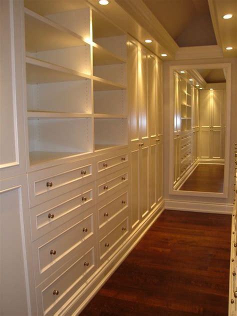 25 best ideas about narrow closet on