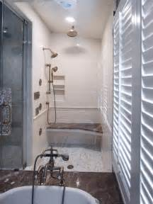 bathroom ideas shower only dreamy tubs and showers bathroom ideas designs hgtv