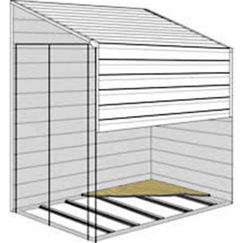 arrow metal shed floor kit manual arrow yardsaver storage sheds floor kit 4x7 or 4x10 fb47410