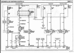 Kia Sorento Electrical Diagram