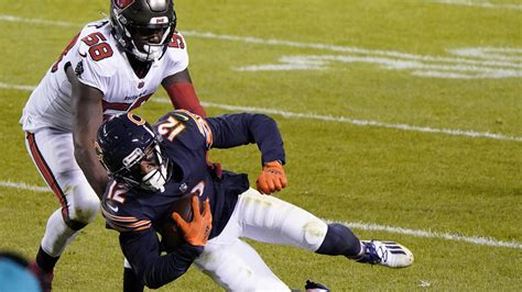 Fantasy Football Fallout: Stat Leaders From Bears' Win Vs ...