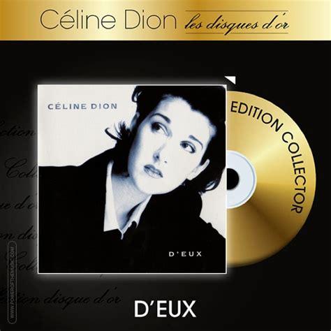 deux compact disc releases celine dion  power
