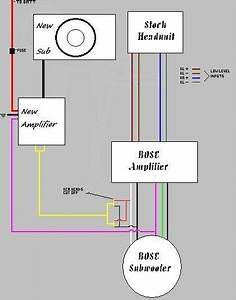 Wiring Aftermarket Sub And Amp With Re