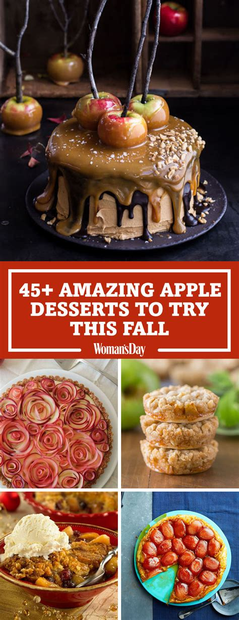 fall apple desserts 50 easy apple desserts for fall best recipes for apple desserts