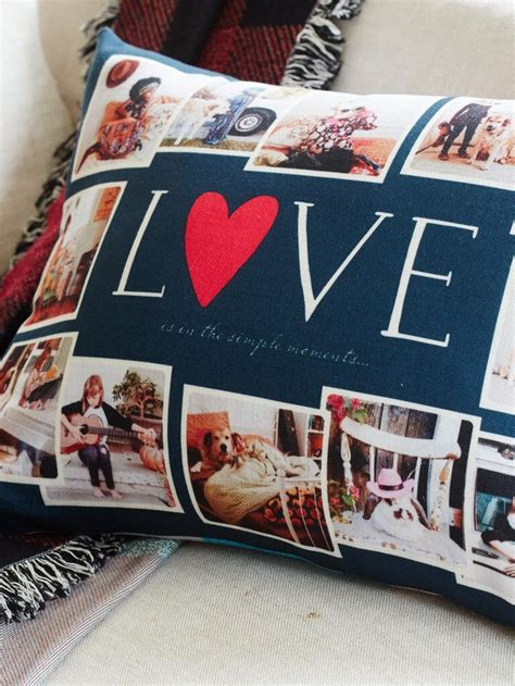 personalized photo pillows 571 best home decor images on autumn bath and