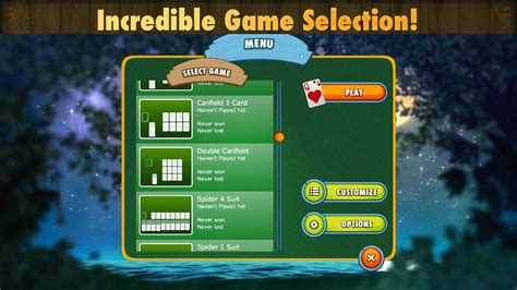 deck solitaire app deck solitaire android apps on play