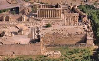 Oracle Tile And Stone by Baalbek Lebanon S Sacred Fortress