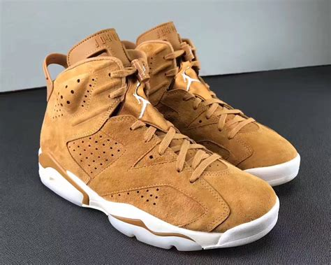 Air Jordan 6 u0026quot;Wheatu0026quot;