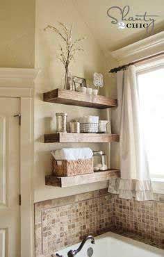 bathroom shelf plans build storage space   bathroom