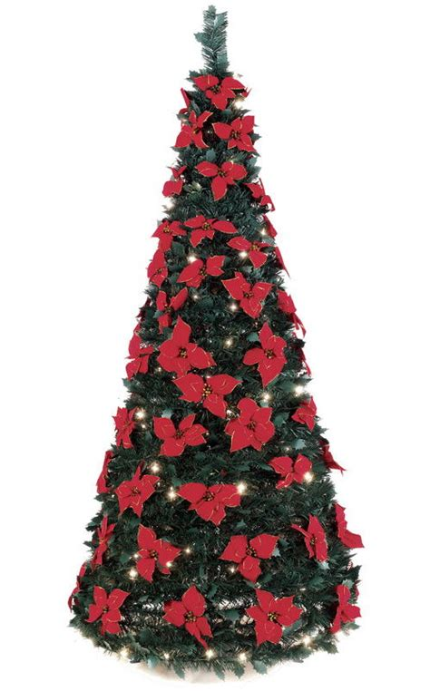ladies gadgets72 inch pop up christmas tree complete with