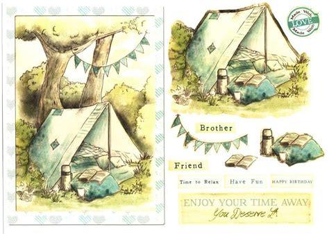 debbi moore designs summer retreat card toppers
