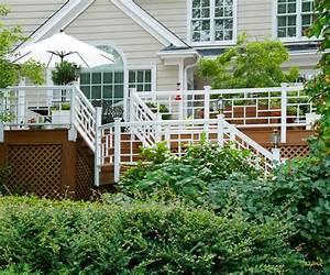 Erhöhte Terrasse Bauen : 23 gestaltungstipps f r die perfekte terrasse im garten ~ Orissabook.com Haus und Dekorationen
