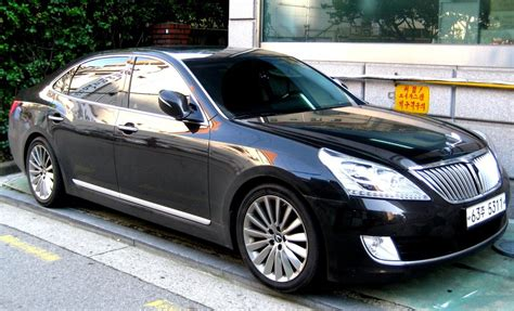 New Hyundai Equus by The New Hyundai Equus By Toyonda On Deviantart