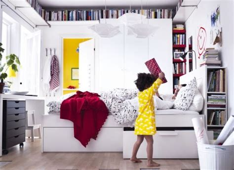 Three Stylish Storage Solutions For Small Bedrooms La