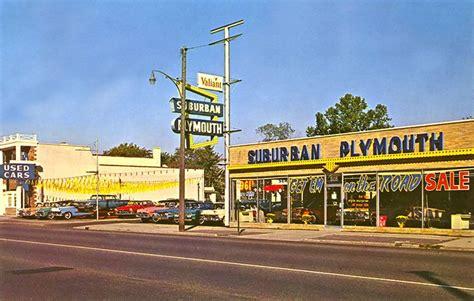 Toyota Dealerships In Michigan by Royal Oak Mi Suburban Plymouth Dealership 818