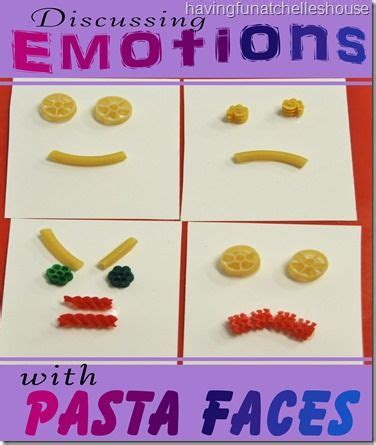 discussing emotions with pasta faces book club 783 | fe84676aa09baecc4b8a078d7ba25a89