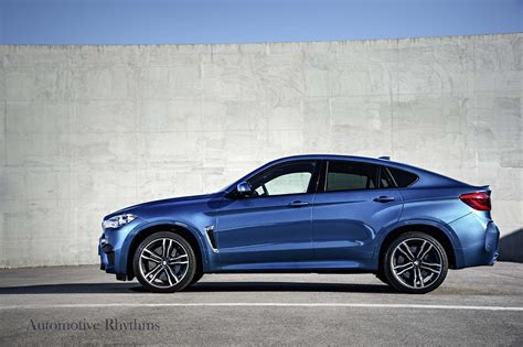 All New Bmw X5 M And Bmw X6 M Automotive Rhythms