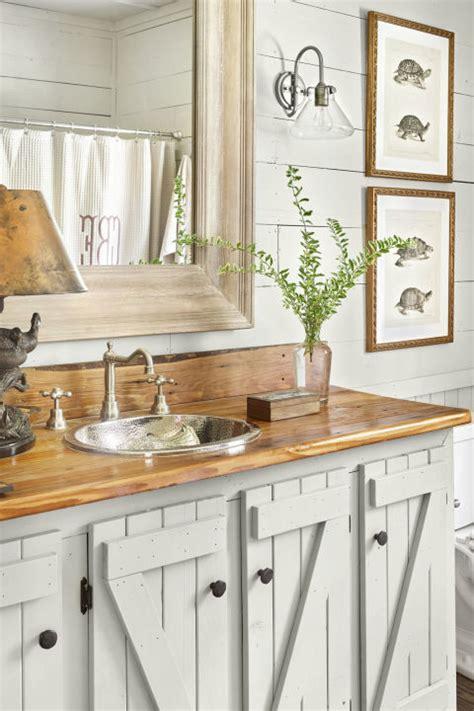 Rustic Themed Bathroom by 37 Rustic Bathroom Decor Ideas Rustic Modern Bathroom