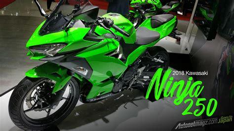 Kawasaki 250 2018 Image by Kawasaki 250 Baru 2018 Autonetmagz Review Mobil