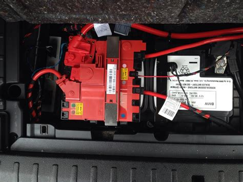 Diy Change Battery In 2011 X3?  Bimmerfest  Bmw Forums