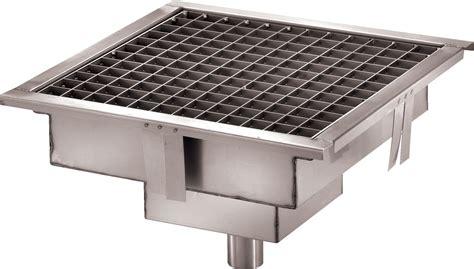 siphon de sol cuisine professionnelle caniveau de sol cuisine professionnelle sortie