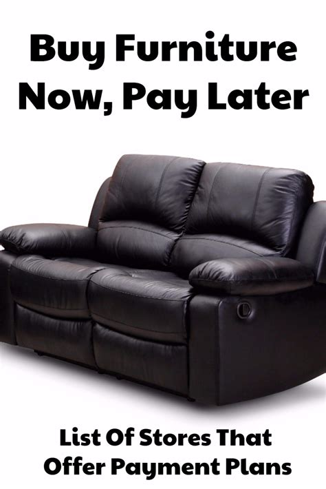 buy furniture  pay   stores  offer