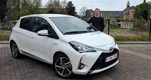 Toyota Yaris Hybride Avis : toyota yaris restyl e la citadine hybride l 39 essai ~ Gottalentnigeria.com Avis de Voitures