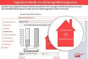 Bewertungszahl Bausparvertrag Lbs : eigenheimrentengesetz in kraft lbs service riester ~ Lizthompson.info Haus und Dekorationen