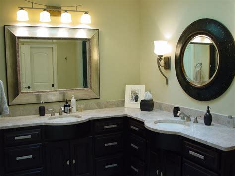 corner double sink bathroom vanity corner bathroom