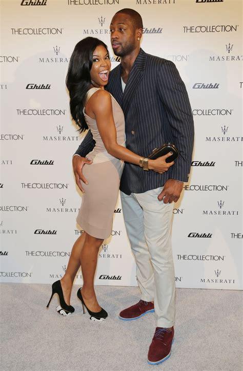 Gabrielle Union And Dwyane Wade, 2013  Cutest Celebrity