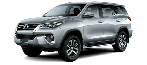 Toyota fortuner is a 7 seater suv car available at a price range of rs. Fortuner | Toyota