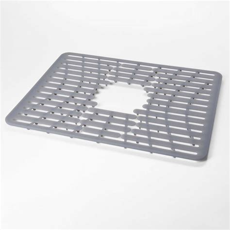 large sink mat silicone sink mat large oxo