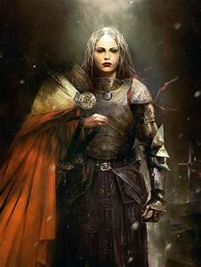 124 best images about RPG Characters - Human Warriors ...